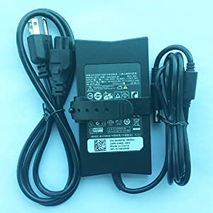 Genuine Laptop 65W AC Adapter 19.5V 3.34A PA-2E Family Charger for Dell Latitude D520,D530,D531,D620,D630,D630 XFR,D631,E4200,E4300,E4310,E5400 Power Supply