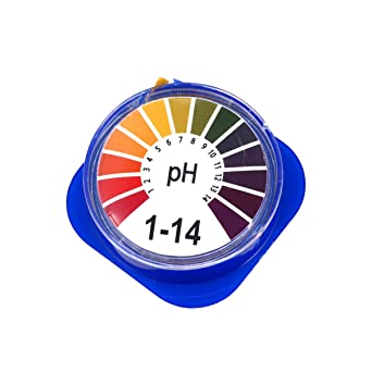 iplusmile Ph Paper con dispensador de gama completa Insta Chek ph ...