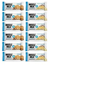 Image Unavailable Not Available For Color Muscle Milk Peanut Butter Cookie Birthday Cake Protein Bars
