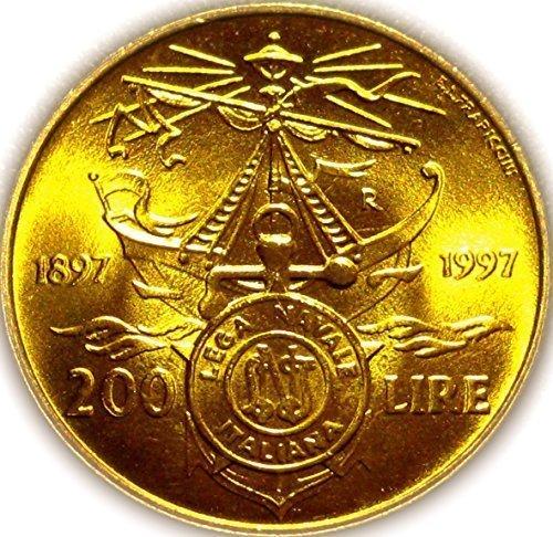 Italy - Italian 200 Lire Coin - Rome Mint - 24mm
