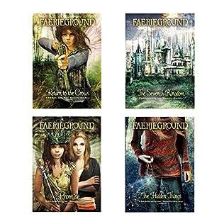 book cover of Faerieground