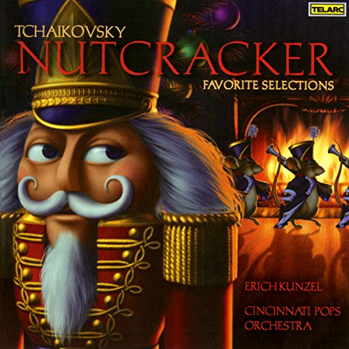Tchaikovsky: The Nutcracker, Ballet Op. 71 - Act II: No. 14c Variation II: Pour Le Danseuse -