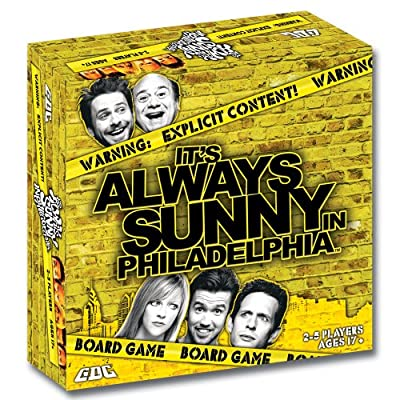 Its Always Sunny In Philadelphia Board Game by GDC-GameDevCo Ltd