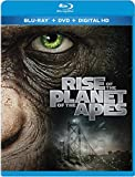 Rise Of The Planet Of The Apes [Blu-ray]