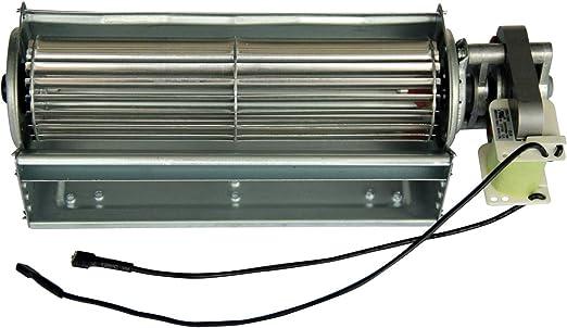 Hongso Ventilador de Repuesto para Chimenea eléctrica: Amazon.es ...