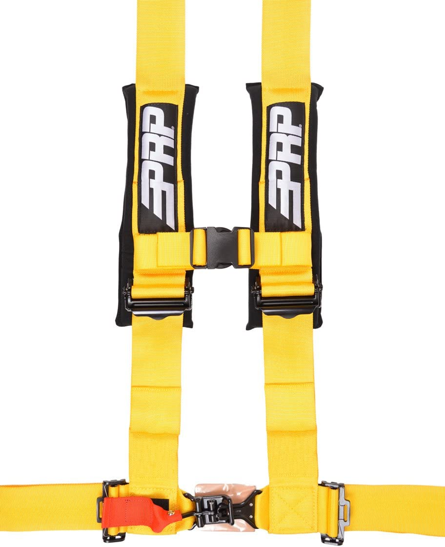 5 Point Harness with 3/″ Belts Blue By PRP SB5.3B