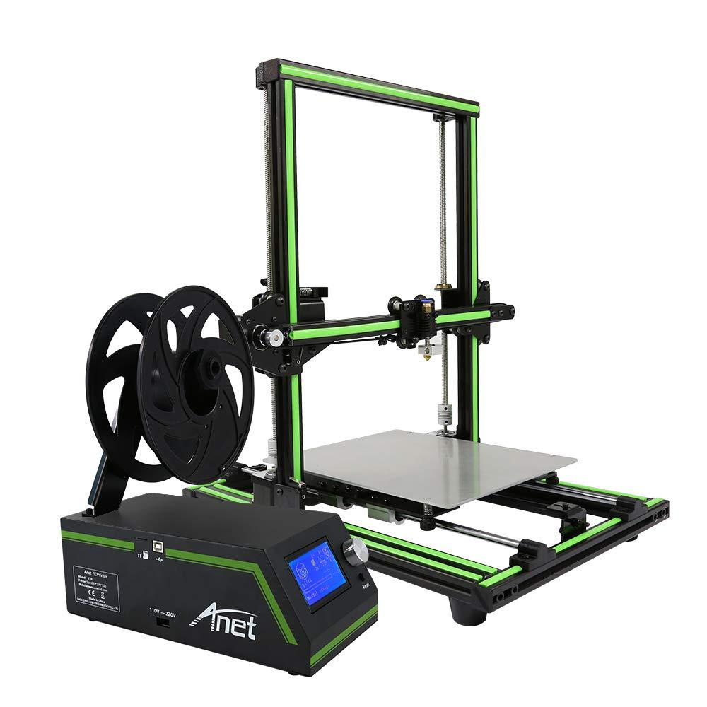 Anet E10 Impresora 3D Prusa I3 DIY Kit impresión 3D 300 x 270 x ...