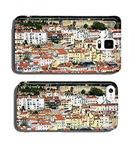 Baixa district of Lisbon City, Portugal cell phone cover case Samsung S4