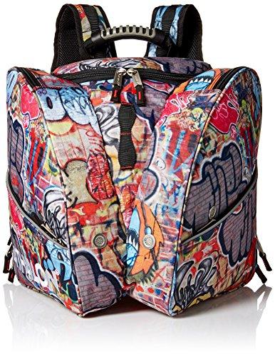 Athalon Tri-Athalon Kids Boot Bag, Graffiti