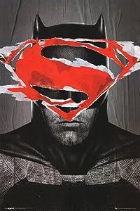 Batman Vs Superman Batman Teaser Poster 24 x 36in
