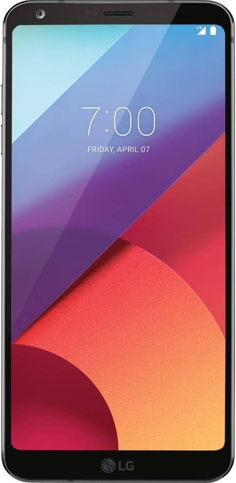 LG G6 H872 32GB Astro Black - T-Mobile (Renewed)