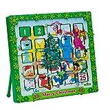 Kurt Adler 9.5'' Sesame Street Advent Calendar