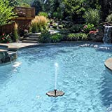 Qualife Solar Water Fountains Outdoor, Solar
