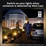Philips Hue Ludere White Outdoor Security
