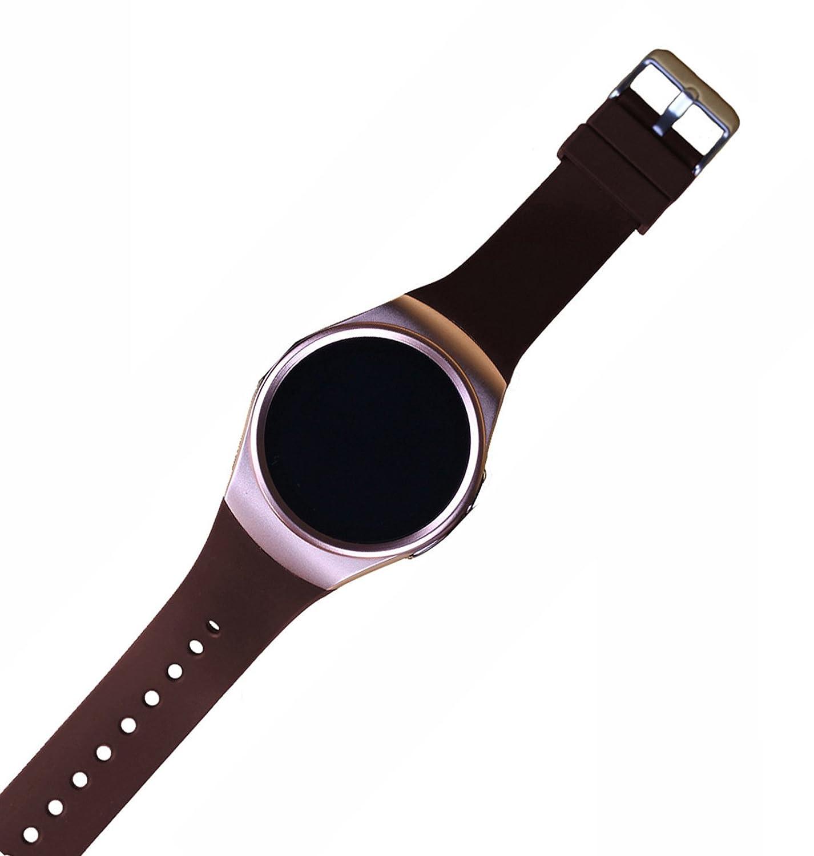 Podómetro Pulsera Weight Watchers Fitness pulsera Tensiómetro de medición - Rastreador de fitness con Pulso Mensajes Bluetooth Smart Watch Mujer iOS Niños ...