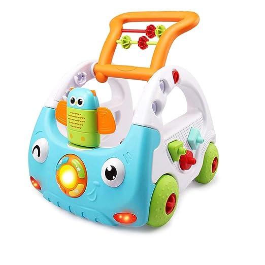 Xyanzi Juguetes para Bebés Activity Walker Toys, Centro De ...