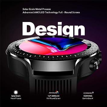 Zeblaze Thor 4 Dual - Reloj 4 G Inteligentes 5.0 MP + 5.0 MP ...