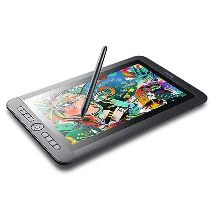 amazon com parblo coast13 13 3 graphic drawing monitor with 8192