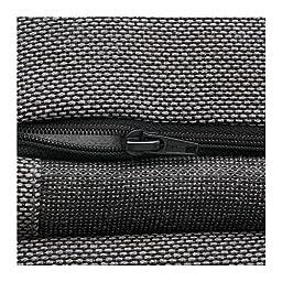 Ikea Chair, black-brown, Finnsta gray 8202.29214.222