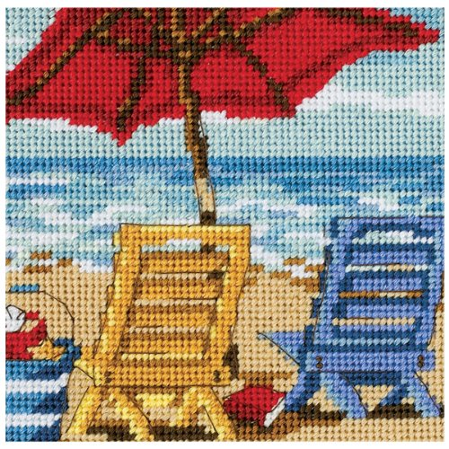 Dimensions Needlecrafts Counted Cross Stitch 5″ X 5″