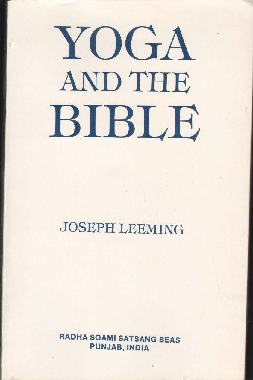 YOGA AND THE BIBLE: Joseph Leeming: Amazon.com: Books