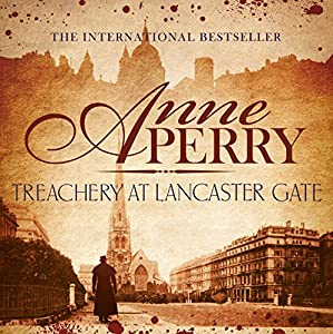 Treachery at Lancaster Gate Audiobook
