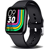Smart Watch for Men Women, 1.54 inch Full Touch Screen Smartwatches IP67 Waterproof Fitness Tracker with Sleep Heart Rate Mon