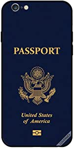 Case For iPhone 6s - USA Passport