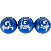 Mylec Cold Weather Liquid Filled G-Force Hockey Balls, Blue (Pack of 3)