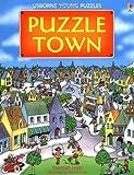 Puzzle Island (Usborne Young Puzzle Books): Susannah Leigh, Brenda Haw: 9780746005965: Amazon