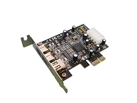 FIREWIRE 800 IEEE1394b AND PCIE a FIREWIRE 400 ...