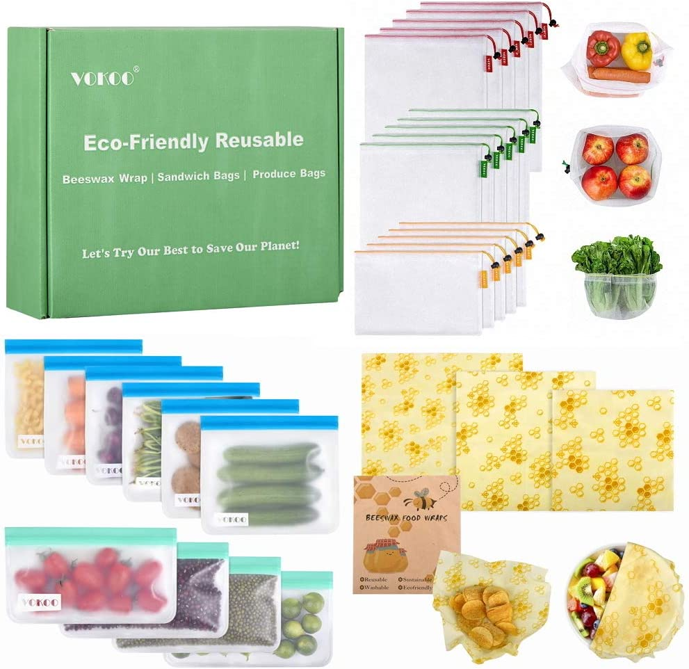 Reusable Beewax Food Wrap