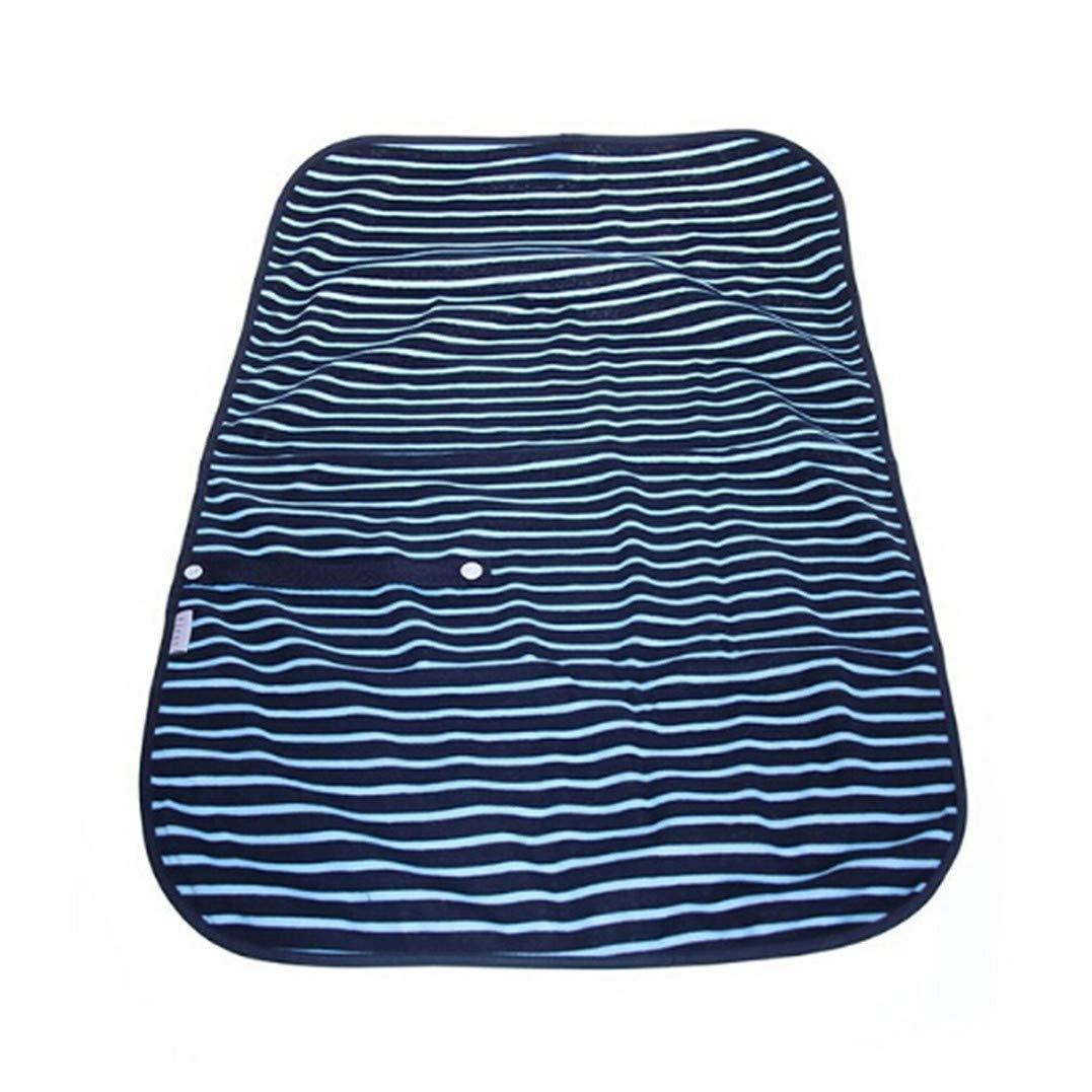 Khaki Weryffe Baumwolle Atmungsaktive Windel Matte Mehrwegwindeln Wasserdichte Matratze Pad Windel Baby Urin Pad Windel Wickelunterlagen