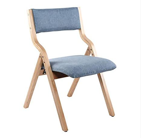 SH-Chairs Sillas de Madera Plegables Sillas de Comedor de Madera ...