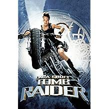 "Posters USA - Lara Croft Tomb Raider Movie Poster GLOSSY FINISH - MOV302 (24"" x 36"" (61cm x 91.5cm))"