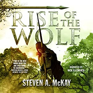 Rise of the Wolf Hörbuch