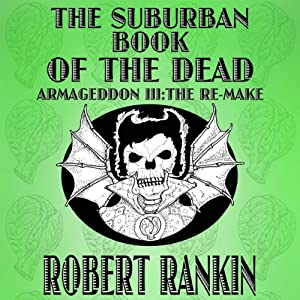 The Suburban Book of the Dead Audiobook