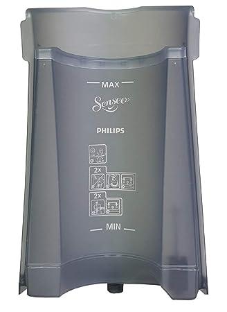 Depósito de agua para Philips Senseo vifa Café Depósito de depósito de agua 1,2