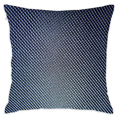 Net Wallpaper Texture Gray Shine Custom Throw Pillow Case Cover Personalized Cushion Cover Pillowcase Square Pillow Cover 18x18 Inches -