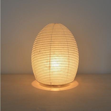 Asano paper moon table lamp egg amazon asano paper moon table lamp egg aloadofball Image collections