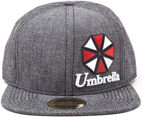 for-collectors-only Resident Evil Umbrella Gorra Snapback Gorro ...