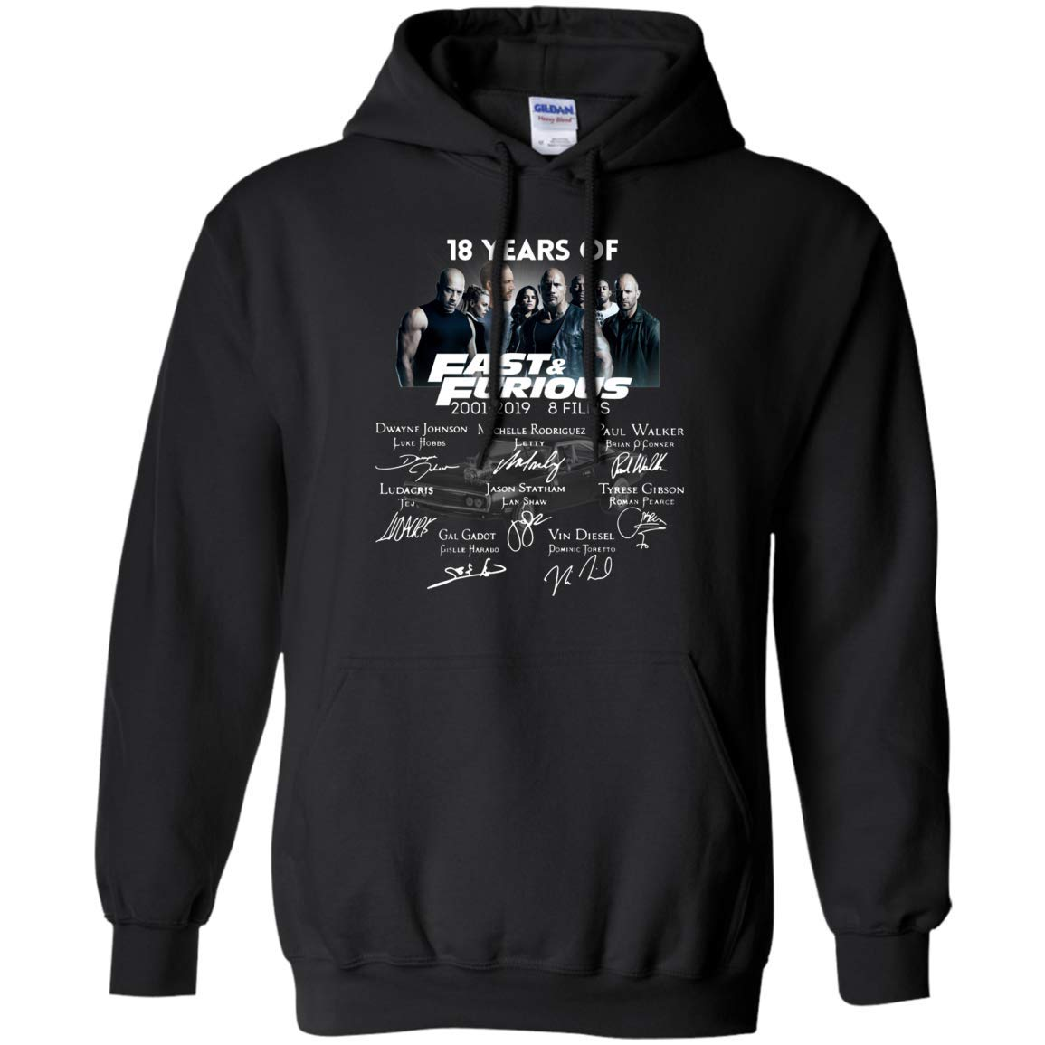 Fast And Furious Signature Shirt Tuna No Crust Idea For Fans Pullover For