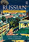 img - for Russian Through Art: For Intermediate to Advanced Students book / textbook / text book