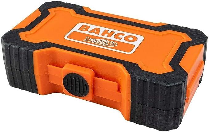 Pack BAHCO BH59//S54BC-IP 54 PCS Colour Bit Set Ind
