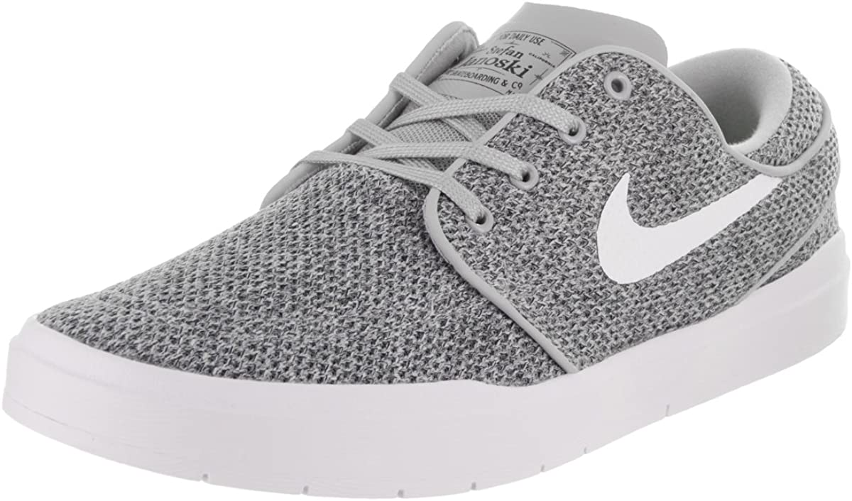 Pasado seguro acelerador  Nike Men's SB Janoski Hyperfeel Mesh Skate Shoe: Amazon.co.uk: Shoes & Bags