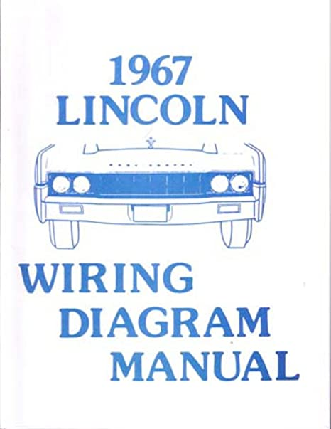 image unavailable  image not available for  color: bishko automotive  literature 1967 lincoln electrical wiring diagrams