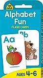 School Zone Alphabet Fun Flash Cards (new cover)