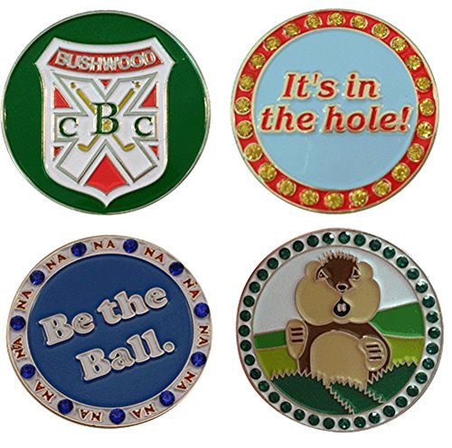 Marker Collection (Set of 4) (Caddyshack Golf Ball)