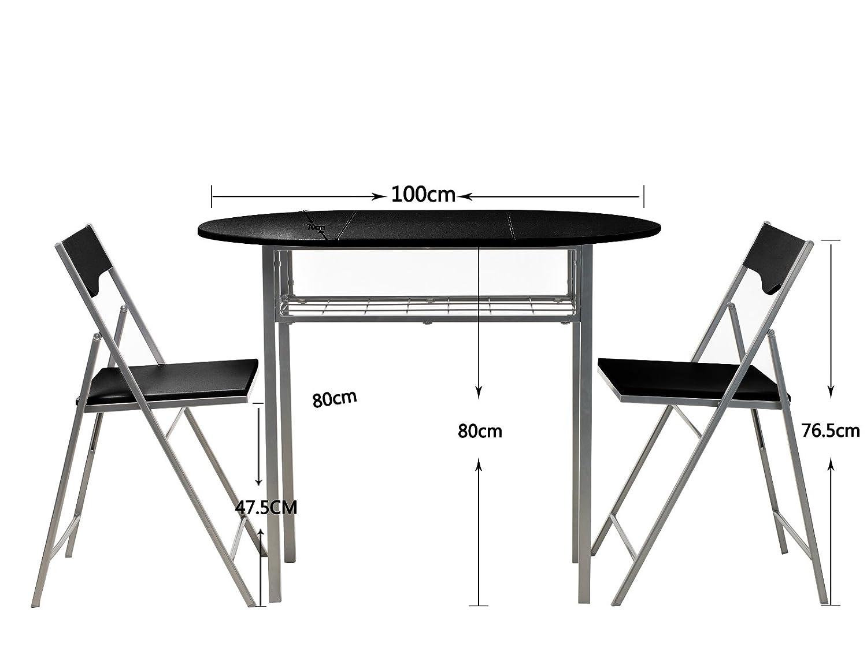 Amazon.de: 3 Schmetterling Frühstück Küche Tisch und Stühle Sitz ...