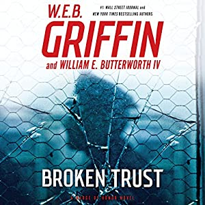 Broken Trust Audiobook